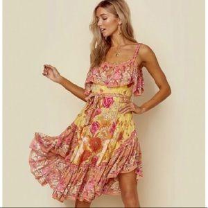 🌿 Spell Siren Song Dress • New w/ Tags • Sz L